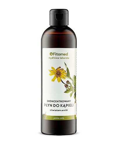FITOMED Płyn do kąpieli kwiat arniki - 300 ml - Apteka internetowa Melissa
