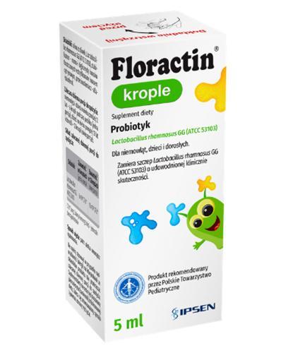 FLORACTIN Krople - 5 ml - Apteka internetowa Melissa