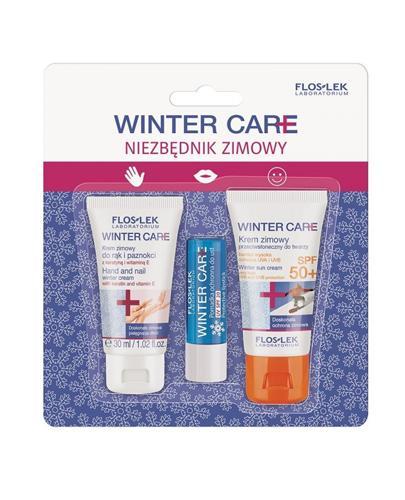 FLOS-LEK WINTER CARE Zimowy niezbędnik - 1 szt. - Apteka internetowa Melissa