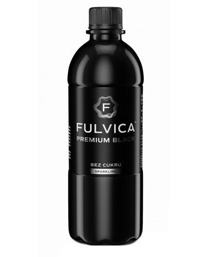 Fulvica Premium Black Water Wspomaga Oczyszczanie - 500 ml - cena, opinie, właściwości - Apteka internetowa Melissa