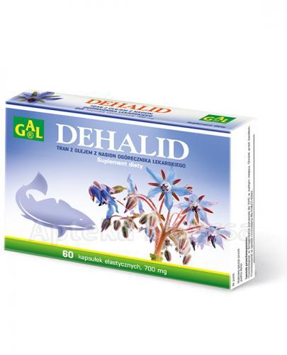 GAL Dehalid - 60 kaps. - Apteka internetowa Melissa