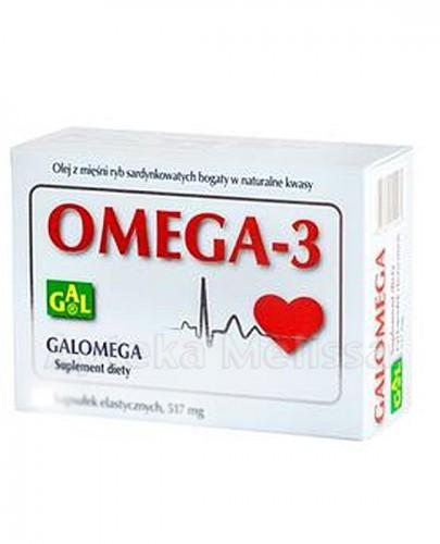 GAL GALOMEGA - 60 kaps.  - Apteka internetowa Melissa