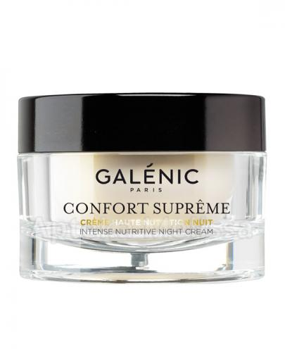 GALENIC CONFORT SUPREME Krem intensywnie odżywiający na noc - 50 ml