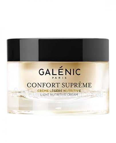 GALENIC CONFORT SUPREME Lekki krem odżywiający do skóry suchej - 50 ml