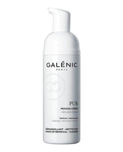 GALENIC PUR Kremowa pianka oczyszczająca - 150 ml