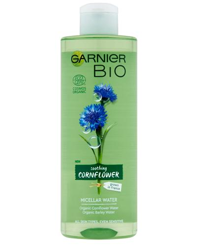 Garnier Bio Kojący płyn micelarny - 400 ml - cena, opinie, właściwości  - Drogeria Melissa