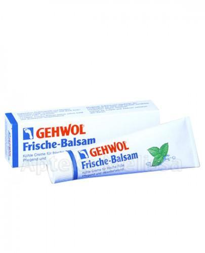GEHWOL Balsam odświeżająco-chłodzący do stóp - 75 ml  - Apteka internetowa Melissa