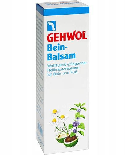 GEHWOL Balsam pielęgnacyjny do stóp - 125 ml - Apteka internetowa Melissa