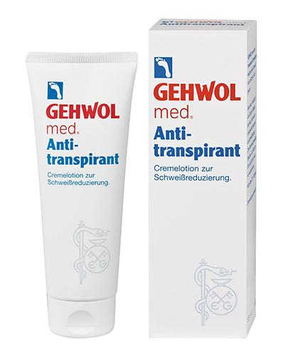GEHWOL Lotion antyperspiracyjny do stóp - 125 ml