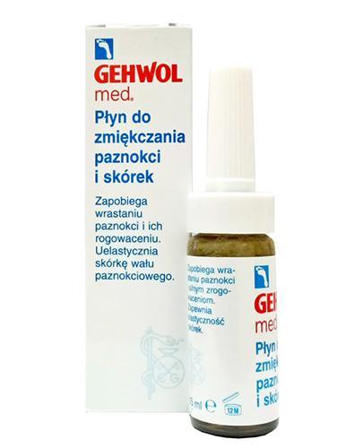 GEHWOL Płyn zmiękczający skórki - 15 ml - Apteka internetowa Melissa
