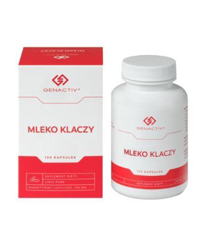 Genactiv EQ Activ - 120 kaps. - cena, opinie, stosowanie - Apteka internetowa Melissa