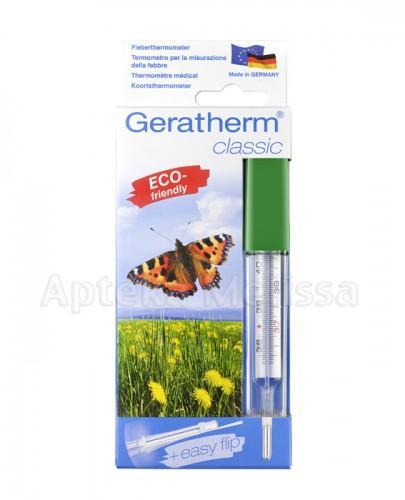 GERATHERM CLASSIC Termometr bezrtęciowy - 1 szt. - Apteka internetowa Melissa