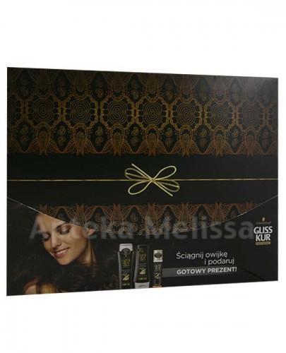 GLISS KUR Ultimate Repair Szampon - 250 ml + Odżywka - 200 ml + Ekspresowa odżywka - 200 ml - Apteka internetowa Melissa