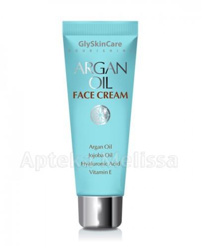 GLYSKINCARE ARGAN OIL FACE CREAM Krem do twarzy z olejem arganowym - 50 ml - Apteka internetowa Melissa