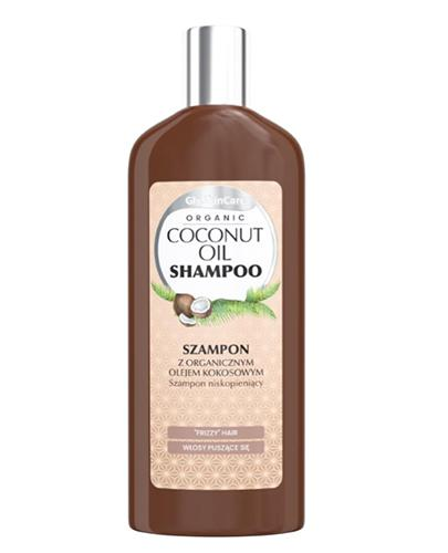 GLYSKINCARE Coconut Oil Hair Szampon do wł