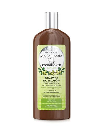 GLYSKINCARE MACADAMIA OIL Odżywka do włosów - 250 ml - Apteka internetowa Melissa