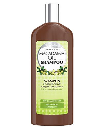 GLYSKINCARE MACADAMIA OIL Szampon do włosów - 250 ml - Apteka internetowa Melissa
