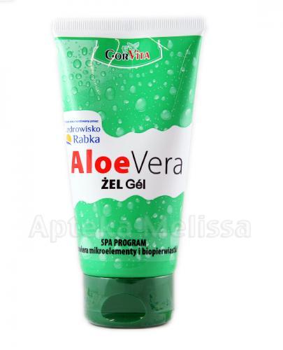GORVITA Aloe Vera żel - 150 ml - Apteka internetowa Melissa