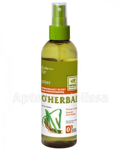 O`HERBAL Spray wzmacniający włosy z ekstraktem z korzenia tataraku - 200 ml