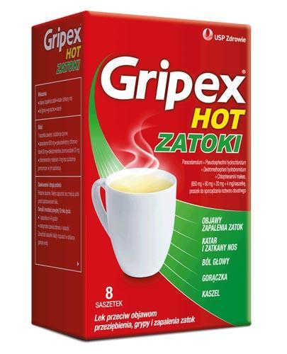 GRIPEX HOT ZATOKI - 8 sasz.