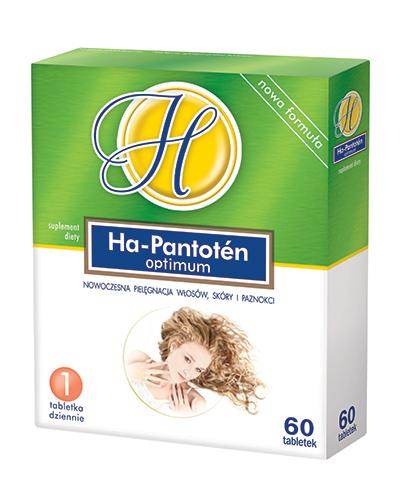 HA-PANTOTEN Optimum - 60 tabl. - Drogeria Melissa