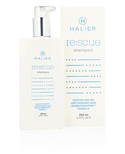 HALIER RESCUE Szampon - 250 ml - do włosów suchych i zniszczonych - cena, opinie, właściwości - Apteka internetowa Melissa