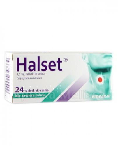 HALSET - 24 tabl. - Apteka internetowa Melissa