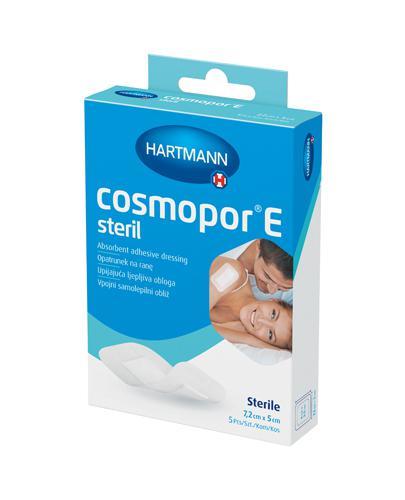 Hartmann Cosmopor E Opatrunek na ranę 7,2 cm x 5 cm - 5 szt. - cena, opinie, wskazania - Apteka internetowa Melissa