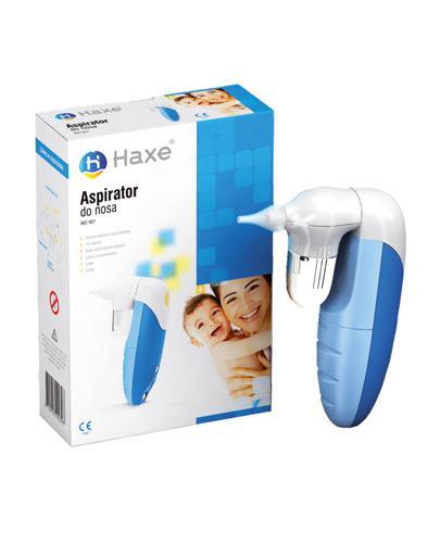 Haxe Aspirator do nosa NS1 - 1 szt. - cena, opinie, stosowanie  - Drogeria Melissa