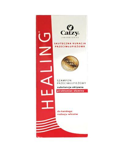 HEALING Szampon przeciwłupieżowy 200 ml - Drogeria Melissa