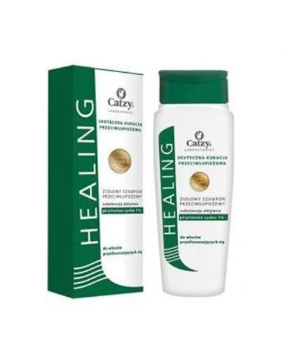 HEALING Szampon przeciwłupieżowy ziołowy - 200 ml - Apteka internetowa Melissa