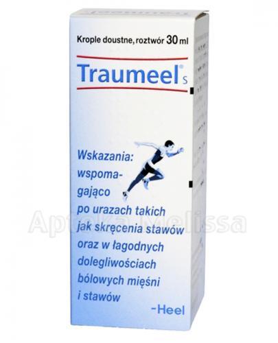 HEEL TRAUMEEL S Krople doustne - 30 ml