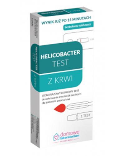 HYDREX HELICOBACTER TEST - 1szt. - Drogeria Melissa