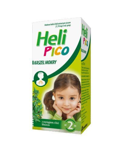 HELIPICO Syrop na kaszel mokry - 100 ml - Apteka internetowa Melissa