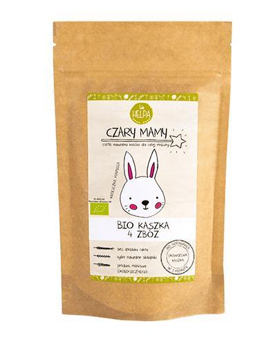 HELPA CZARY MAMY Kaszka 4 zbóż naturalnie bezglutenowych - 200 g