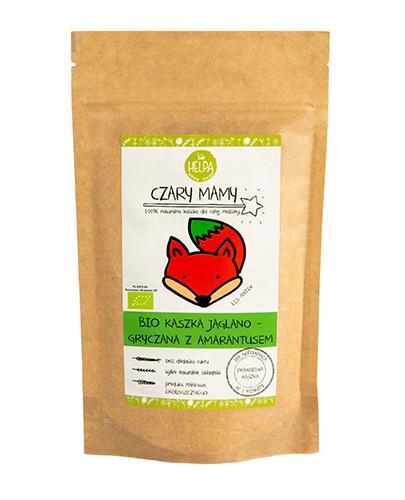 HELPA CZARY MAMY Kaszka jaglano-gryczana z amarantusem - 200 g
