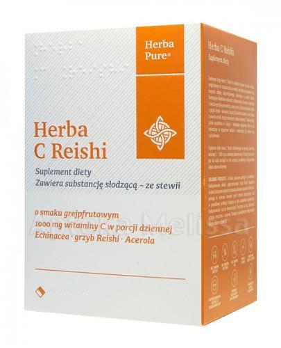 HERBAMEDICUS HERBA C REISHI - 14 sasz. - Apteka internetowa Melissa