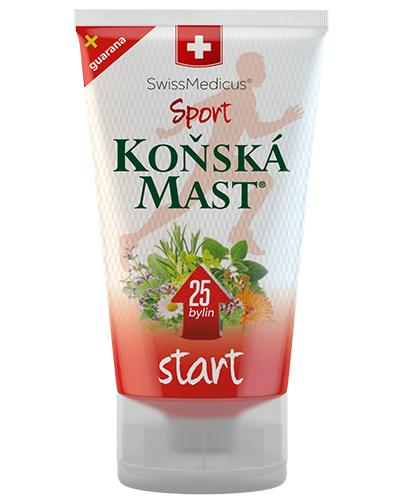 HERBAMEDICUS SPORT START Końska maść - 150 ml