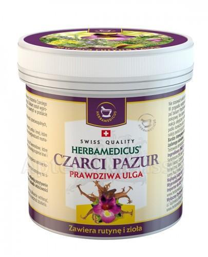 HERBAMEDICUS Czarci pazur z rutyną - 250 ml. Na reumatyzm. - Apteka internetowa Melissa