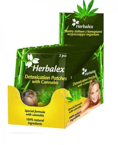 HERBAMEDICUS  Plastry detoksykujące - 2 szt. - Apteka internetowa Melissa