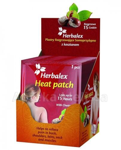 HERBAMEDICUS Plaster rozgrzewający - 1 szt - Apteka internetowa Melissa