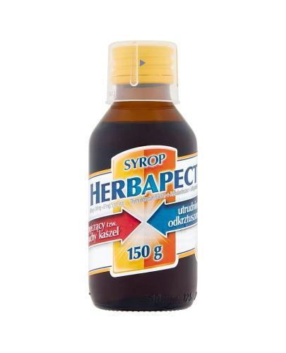 HERBAPECT Syrop - 125 ml - Apteka internetowa Melissa