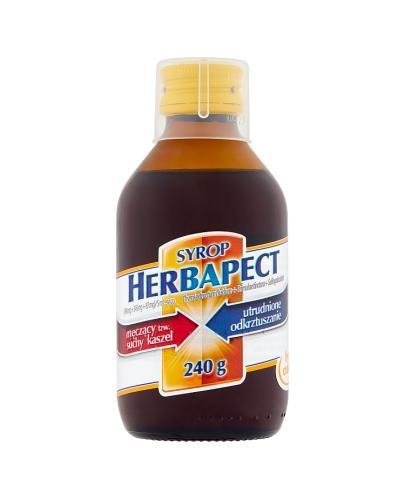 HERBAPECT Syrop - 240 ml