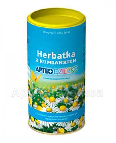 APTEO DZIECKO Herbatka z rumiankiem - 200 g