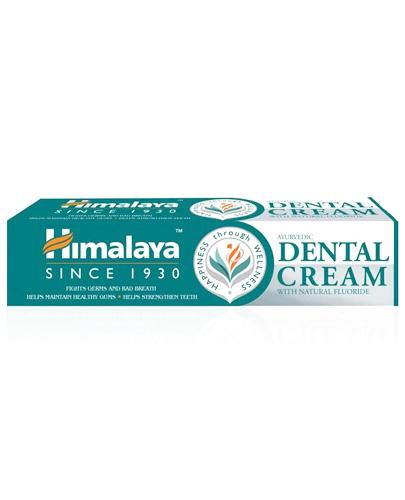 HIMALAYA DENTAL CREAM Ayurwedyjska pasta do zębów - 100 g + 50 g GRATIS