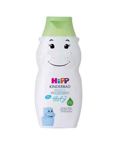 HIPP BABY SANFT Płyn do kąpieli dla dzieci Hipopotam - 300 ml