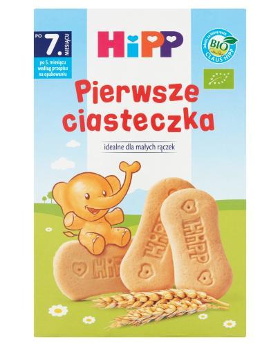 HIPP BIO Pierwsze ciasteczka po 7 m-cu - 150 g - Apteka internetowa Melissa
