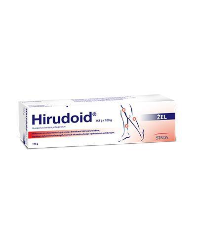 HIRUDIOID ZEL 100G