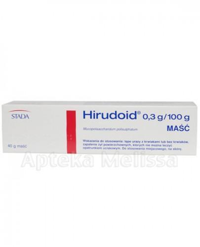 HIRUDOID Maść - 100 g