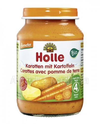 HOLLE Danie marchew z ziemniakami - 190 g